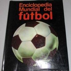 Coleccionismo deportivo: ENCICLOPEDIA MUNDIAL DEL FÚTBOL TOMO 4 ED. OCEANO 1982. Lote 210241192