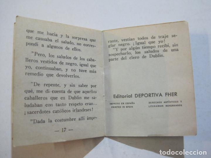 Coleccionismo deportivo: LOTE DE 18 MINI LIBROS DEPORTIVOS DE LA EDITORIAL FHER-BASORA-GAINZA-CICLISMO..-VER FOTOS-(V-21.195) - Foto 8 - 211427692