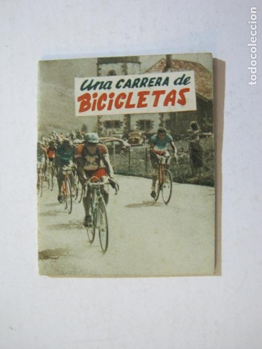 Coleccionismo deportivo: LOTE DE 18 MINI LIBROS DEPORTIVOS DE LA EDITORIAL FHER-BASORA-GAINZA-CICLISMO..-VER FOTOS-(V-21.195) - Foto 10 - 211427692
