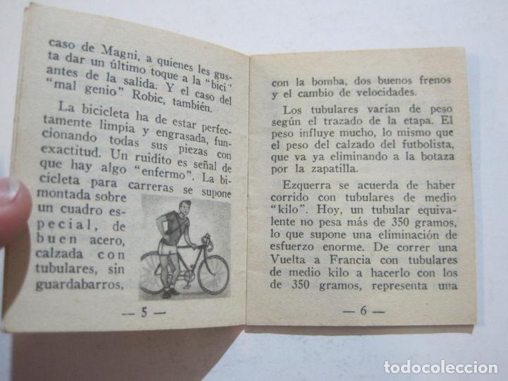 Coleccionismo deportivo: LOTE DE 18 MINI LIBROS DEPORTIVOS DE LA EDITORIAL FHER-BASORA-GAINZA-CICLISMO..-VER FOTOS-(V-21.195) - Foto 12 - 211427692