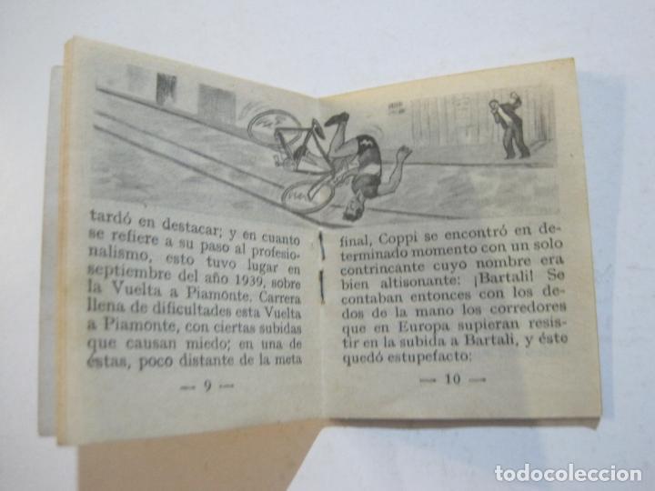 Coleccionismo deportivo: LOTE DE 18 MINI LIBROS DEPORTIVOS DE LA EDITORIAL FHER-BASORA-GAINZA-CICLISMO..-VER FOTOS-(V-21.195) - Foto 16 - 211427692
