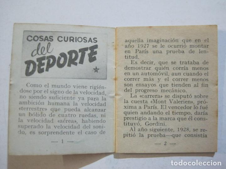 Coleccionismo deportivo: LOTE DE 18 MINI LIBROS DEPORTIVOS DE LA EDITORIAL FHER-BASORA-GAINZA-CICLISMO..-VER FOTOS-(V-21.195) - Foto 19 - 211427692