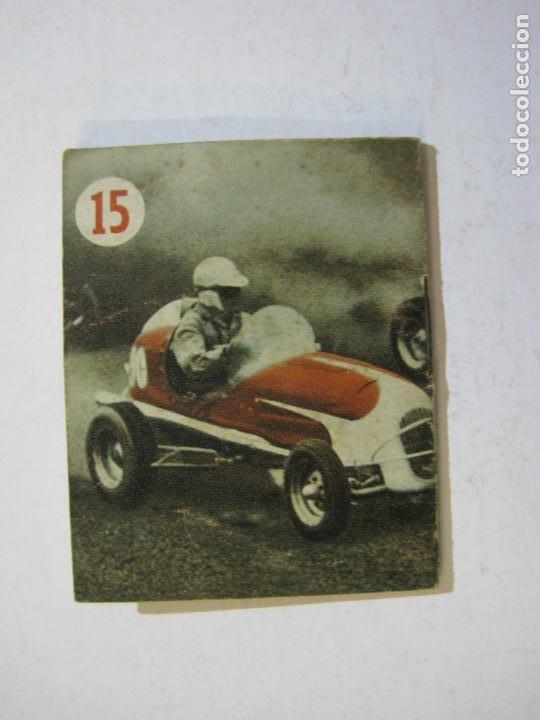 Coleccionismo deportivo: LOTE DE 18 MINI LIBROS DEPORTIVOS DE LA EDITORIAL FHER-BASORA-GAINZA-CICLISMO..-VER FOTOS-(V-21.195) - Foto 21 - 211427692
