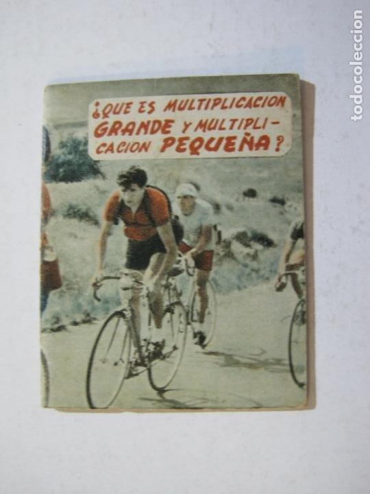Coleccionismo deportivo: LOTE DE 18 MINI LIBROS DEPORTIVOS DE LA EDITORIAL FHER-BASORA-GAINZA-CICLISMO..-VER FOTOS-(V-21.195) - Foto 22 - 211427692