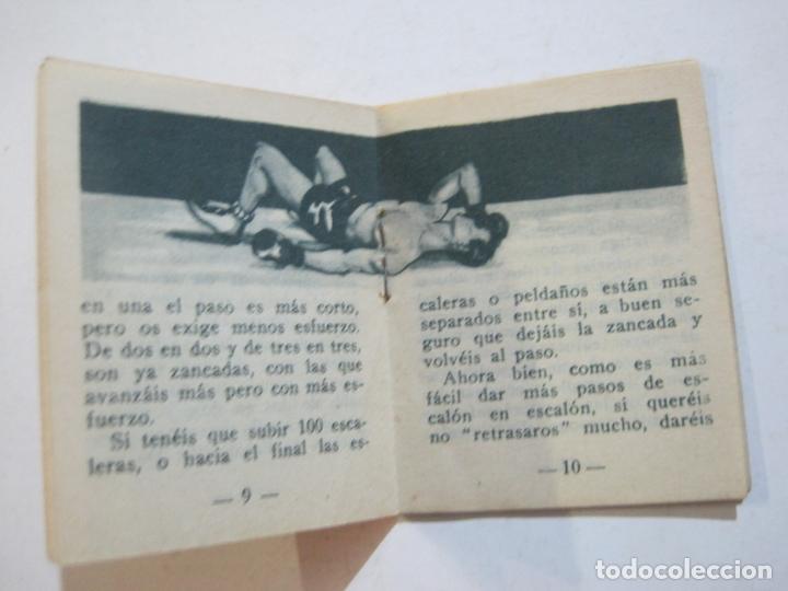 Coleccionismo deportivo: LOTE DE 18 MINI LIBROS DEPORTIVOS DE LA EDITORIAL FHER-BASORA-GAINZA-CICLISMO..-VER FOTOS-(V-21.195) - Foto 24 - 211427692