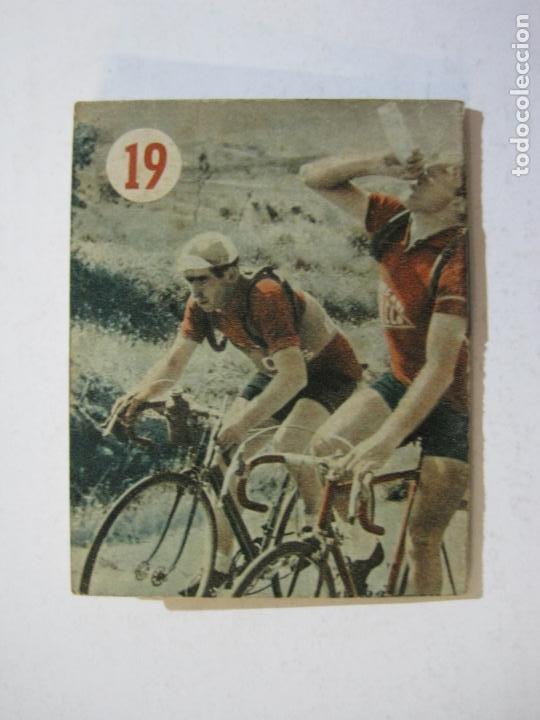 Coleccionismo deportivo: LOTE DE 18 MINI LIBROS DEPORTIVOS DE LA EDITORIAL FHER-BASORA-GAINZA-CICLISMO..-VER FOTOS-(V-21.195) - Foto 25 - 211427692