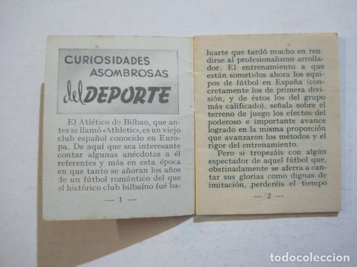 Coleccionismo deportivo: LOTE DE 18 MINI LIBROS DEPORTIVOS DE LA EDITORIAL FHER-BASORA-GAINZA-CICLISMO..-VER FOTOS-(V-21.195) - Foto 27 - 211427692