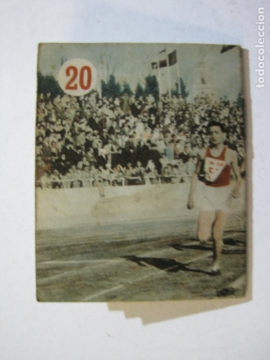 Coleccionismo deportivo: LOTE DE 18 MINI LIBROS DEPORTIVOS DE LA EDITORIAL FHER-BASORA-GAINZA-CICLISMO..-VER FOTOS-(V-21.195) - Foto 29 - 211427692