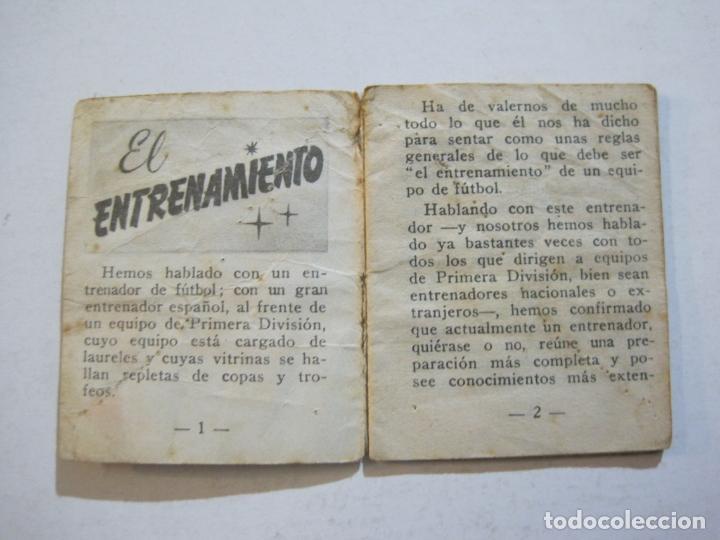 Coleccionismo deportivo: LOTE DE 18 MINI LIBROS DEPORTIVOS DE LA EDITORIAL FHER-BASORA-GAINZA-CICLISMO..-VER FOTOS-(V-21.195) - Foto 31 - 211427692