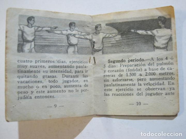 Coleccionismo deportivo: LOTE DE 18 MINI LIBROS DEPORTIVOS DE LA EDITORIAL FHER-BASORA-GAINZA-CICLISMO..-VER FOTOS-(V-21.195) - Foto 32 - 211427692