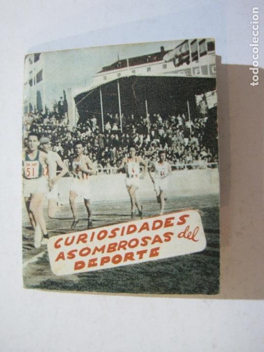 Coleccionismo deportivo: LOTE DE 18 MINI LIBROS DEPORTIVOS DE LA EDITORIAL FHER-BASORA-GAINZA-CICLISMO..-VER FOTOS-(V-21.195) - Foto 34 - 211427692