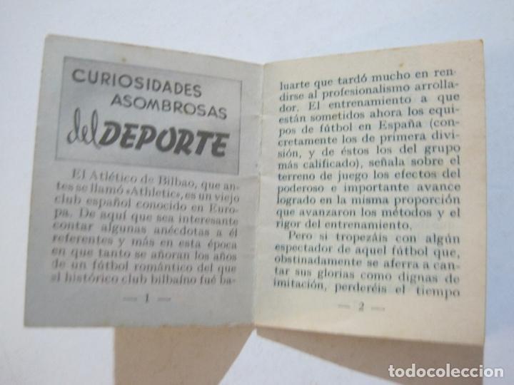 Coleccionismo deportivo: LOTE DE 18 MINI LIBROS DEPORTIVOS DE LA EDITORIAL FHER-BASORA-GAINZA-CICLISMO..-VER FOTOS-(V-21.195) - Foto 35 - 211427692
