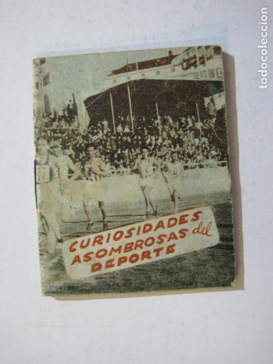 Coleccionismo deportivo: LOTE DE 18 MINI LIBROS DEPORTIVOS DE LA EDITORIAL FHER-BASORA-GAINZA-CICLISMO..-VER FOTOS-(V-21.195) - Foto 42 - 211427692
