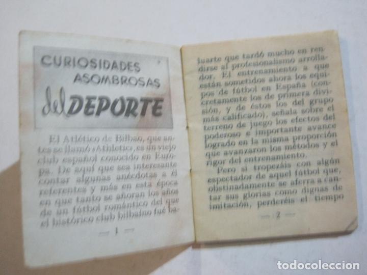 Coleccionismo deportivo: LOTE DE 18 MINI LIBROS DEPORTIVOS DE LA EDITORIAL FHER-BASORA-GAINZA-CICLISMO..-VER FOTOS-(V-21.195) - Foto 43 - 211427692