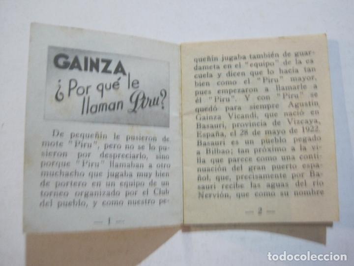 Coleccionismo deportivo: LOTE DE 18 MINI LIBROS DEPORTIVOS DE LA EDITORIAL FHER-BASORA-GAINZA-CICLISMO..-VER FOTOS-(V-21.195) - Foto 47 - 211427692