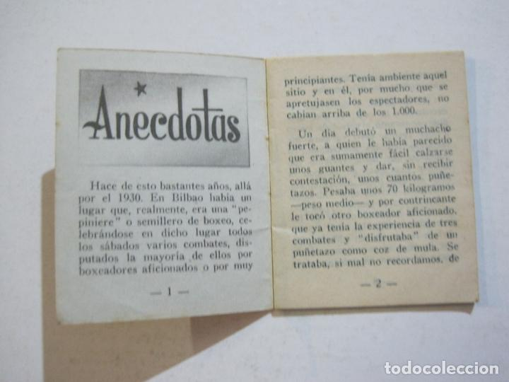 Coleccionismo deportivo: LOTE DE 18 MINI LIBROS DEPORTIVOS DE LA EDITORIAL FHER-BASORA-GAINZA-CICLISMO..-VER FOTOS-(V-21.195) - Foto 51 - 211427692