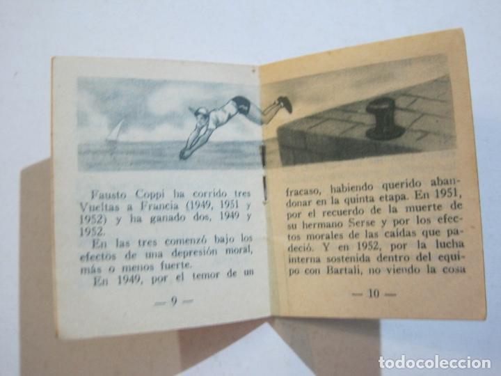 Coleccionismo deportivo: LOTE DE 18 MINI LIBROS DEPORTIVOS DE LA EDITORIAL FHER-BASORA-GAINZA-CICLISMO..-VER FOTOS-(V-21.195) - Foto 52 - 211427692