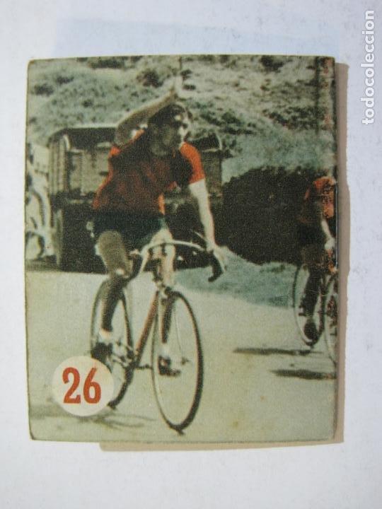 Coleccionismo deportivo: LOTE DE 18 MINI LIBROS DEPORTIVOS DE LA EDITORIAL FHER-BASORA-GAINZA-CICLISMO..-VER FOTOS-(V-21.195) - Foto 53 - 211427692