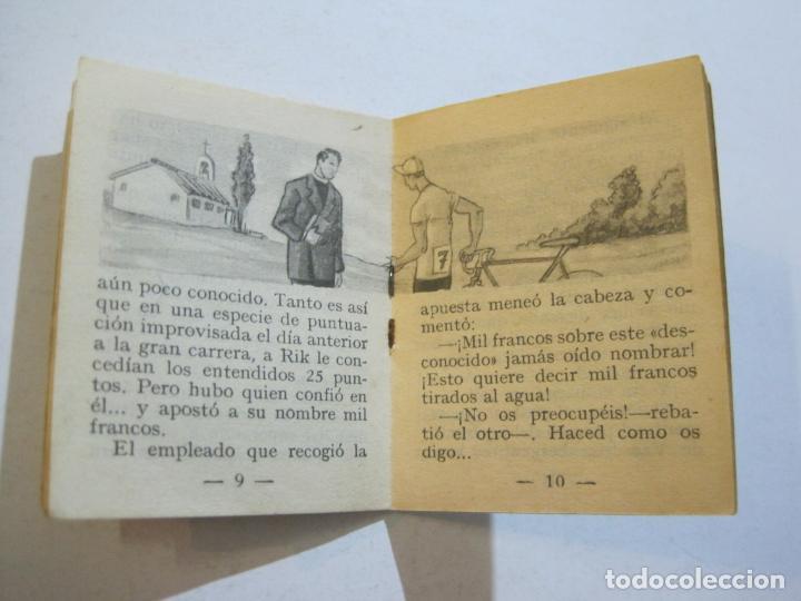 Coleccionismo deportivo: LOTE DE 18 MINI LIBROS DEPORTIVOS DE LA EDITORIAL FHER-BASORA-GAINZA-CICLISMO..-VER FOTOS-(V-21.195) - Foto 56 - 211427692