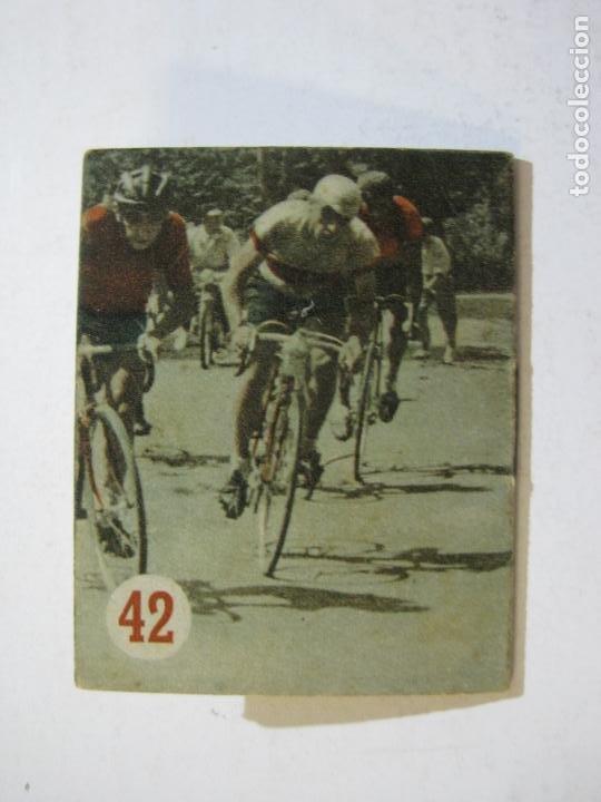 Coleccionismo deportivo: LOTE DE 18 MINI LIBROS DEPORTIVOS DE LA EDITORIAL FHER-BASORA-GAINZA-CICLISMO..-VER FOTOS-(V-21.195) - Foto 57 - 211427692