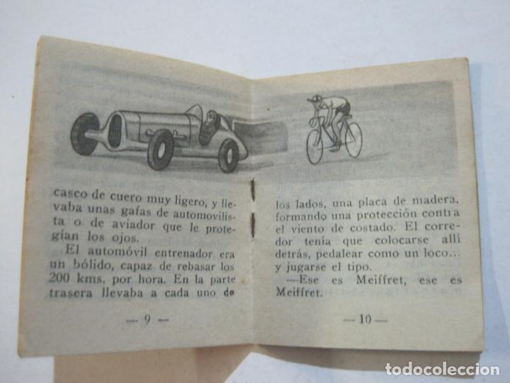 Coleccionismo deportivo: LOTE DE 18 MINI LIBROS DEPORTIVOS DE LA EDITORIAL FHER-BASORA-GAINZA-CICLISMO..-VER FOTOS-(V-21.195) - Foto 60 - 211427692