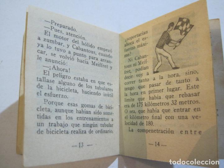 Coleccionismo deportivo: LOTE DE 18 MINI LIBROS DEPORTIVOS DE LA EDITORIAL FHER-BASORA-GAINZA-CICLISMO..-VER FOTOS-(V-21.195) - Foto 61 - 211427692