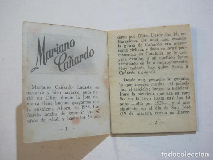 Coleccionismo deportivo: LOTE DE 18 MINI LIBROS DEPORTIVOS DE LA EDITORIAL FHER-BASORA-GAINZA-CICLISMO..-VER FOTOS-(V-21.195) - Foto 64 - 211427692