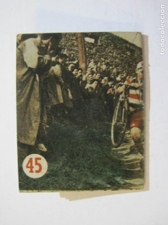 Coleccionismo deportivo: LOTE DE 18 MINI LIBROS DEPORTIVOS DE LA EDITORIAL FHER-BASORA-GAINZA-CICLISMO..-VER FOTOS-(V-21.195) - Foto 65 - 211427692