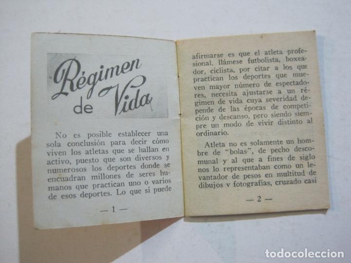 Coleccionismo deportivo: LOTE DE 18 MINI LIBROS DEPORTIVOS DE LA EDITORIAL FHER-BASORA-GAINZA-CICLISMO..-VER FOTOS-(V-21.195) - Foto 68 - 211427692