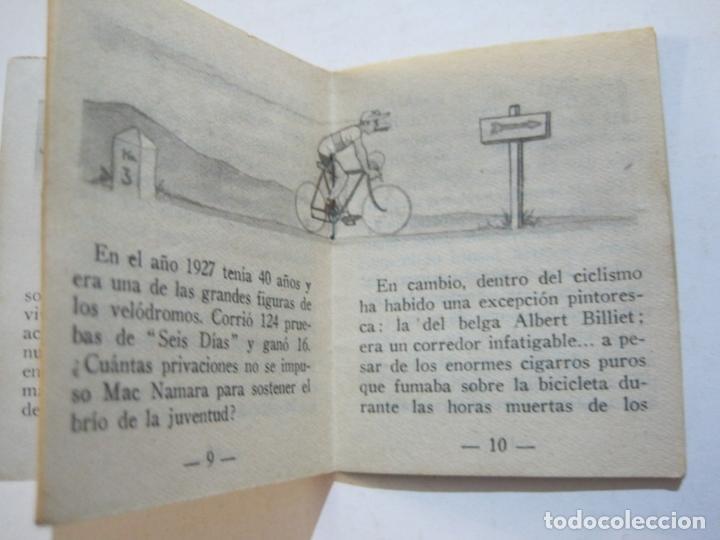 Coleccionismo deportivo: LOTE DE 18 MINI LIBROS DEPORTIVOS DE LA EDITORIAL FHER-BASORA-GAINZA-CICLISMO..-VER FOTOS-(V-21.195) - Foto 69 - 211427692