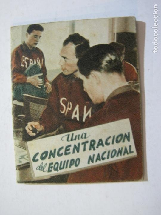 Coleccionismo deportivo: LOTE DE 18 MINI LIBROS DEPORTIVOS DE LA EDITORIAL FHER-BASORA-GAINZA-CICLISMO..-VER FOTOS-(V-21.195) - Foto 71 - 211427692