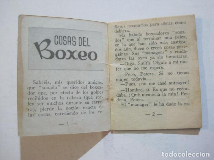 Coleccionismo deportivo: LOTE DE 18 MINI LIBROS DEPORTIVOS DE LA EDITORIAL FHER-BASORA-GAINZA-CICLISMO..-VER FOTOS-(V-21.195) - Foto 77 - 211427692