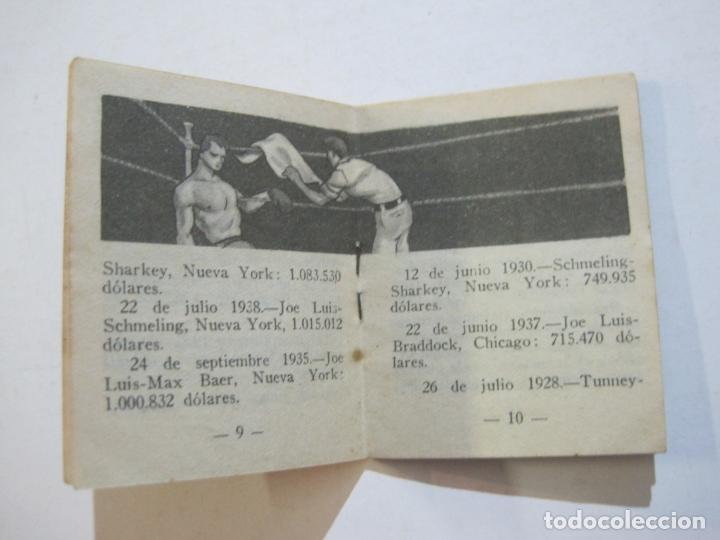 Coleccionismo deportivo: LOTE DE 18 MINI LIBROS DEPORTIVOS DE LA EDITORIAL FHER-BASORA-GAINZA-CICLISMO..-VER FOTOS-(V-21.195) - Foto 78 - 211427692