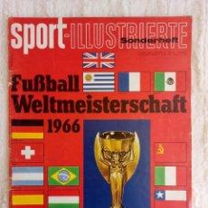 """Coleccionismo deportivo: SPORT ILLUSTRIERTE. """"FUSBALL WM 66"""".. Lote 212221353"""