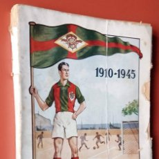Coleccionismo deportivo: CLUB SPORT MARÍTIMO - 1910 - 1945 - FUNCHAL MADEIRA - FIRMA AUTOR - FOTOGRAFIAS - RARO Y ÚNICO. Lote 212423956