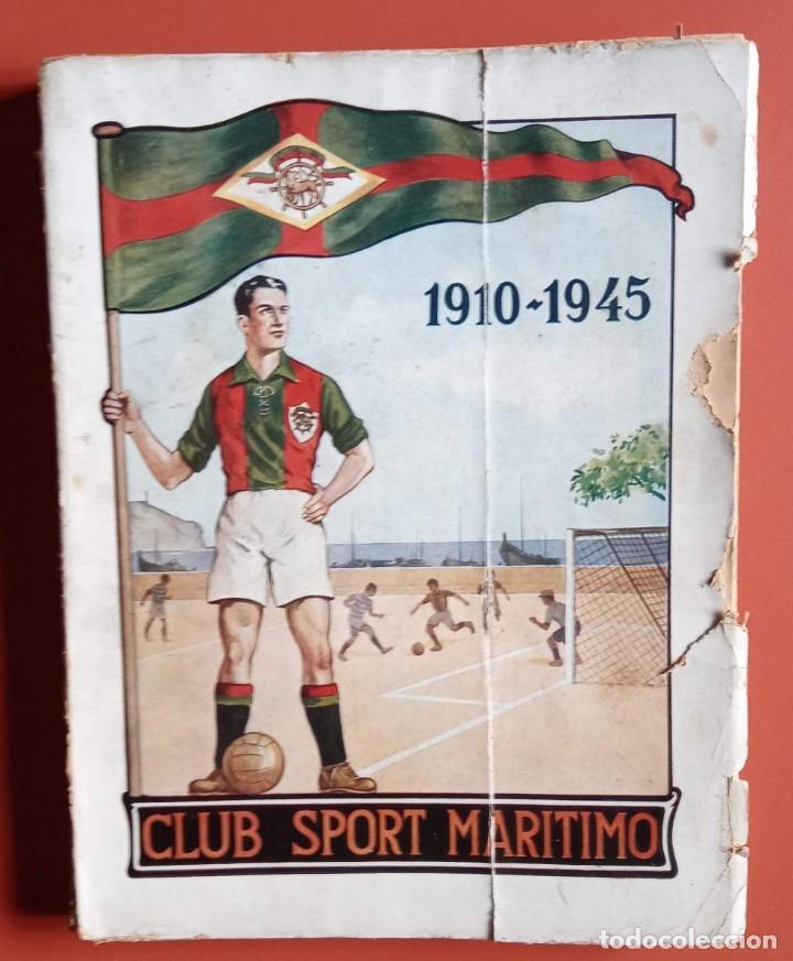 Coleccionismo deportivo: CLUB SPORT MARÍTIMO - 1910 - 1945 - FUNCHAL MADEIRA - FIRMA AUTOR - FOTOGRAFIAS - RARO Y ÚNICO - Foto 3 - 212423956