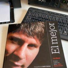 Coleccionismo deportivo: EL MEJOR. Lote 212987692