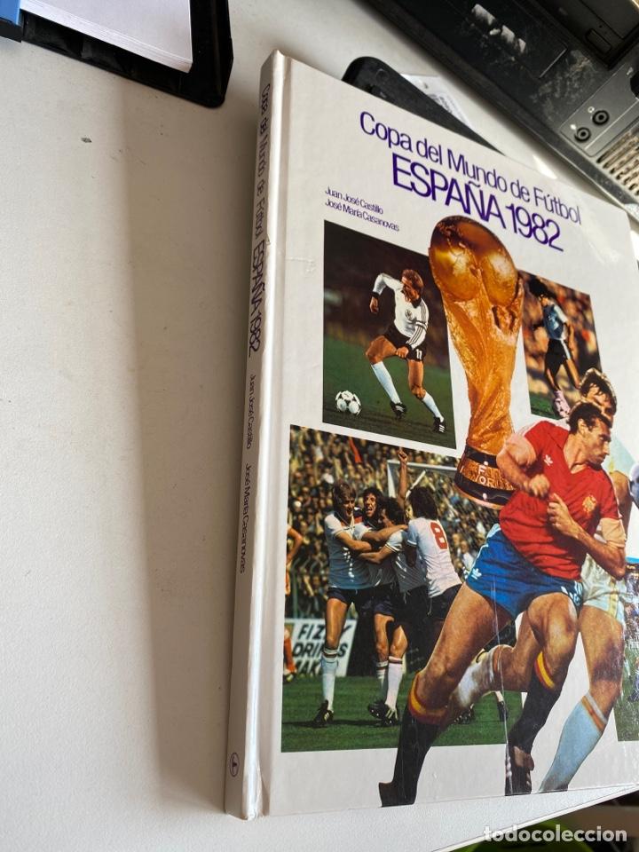 Coleccionismo deportivo: Copa del mundo de fútbol españa 1982 - Foto 2 - 212995670