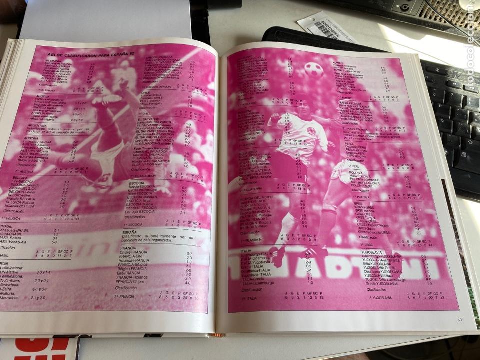 Coleccionismo deportivo: Copa del mundo de fútbol españa 1982 - Foto 5 - 212995670