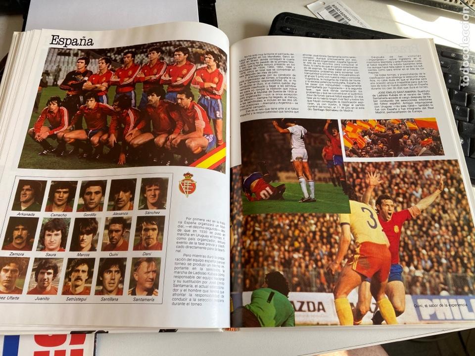 Coleccionismo deportivo: Copa del mundo de fútbol españa 1982 - Foto 6 - 212995670