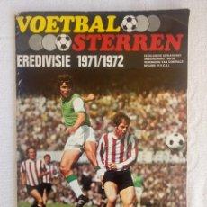 "Coleccionismo deportivo: ALBUM VANDERHOUT. ""VOETBALSTERREN IN AKTIE. NEDERLANDSE EREDIVISIE 1971/1972"".. Lote 213024700"