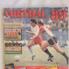 "Coleccionismo deportivo: ALBUM PANINI. ""VOETBAL 89"".. Lote 213025538"
