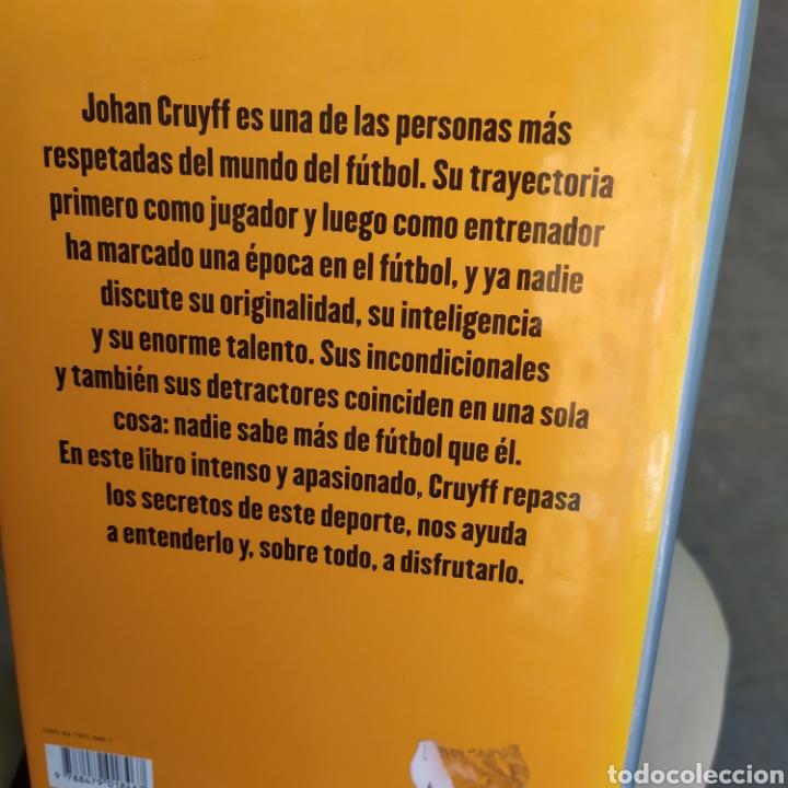 Coleccionismo deportivo: Johan Cruyff me gusta el fútbol tapa dura con sobrecubierta 2002 - Foto 2 - 213621065