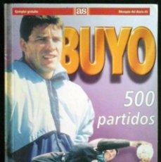 Coleccionismo deportivo: BUYO UN VETERANO DE 500 PARTIDOS. (FERNANDO SOTILLO OÑORO) FIRMADO CON DEDICATORIA.. Lote 214472500