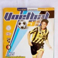 "Coleccionismo deportivo: ALBUM PANINI. ""VOETBAL 99"".. Lote 215160745"