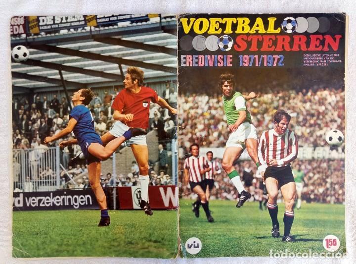 "Coleccionismo deportivo: ALBUM VANDERHOUT. ""VOETBALSTERREN IN AKTIE. NEDERLANDSE EREDIVISIE 1971/1972"". - Foto 9 - 215287972"