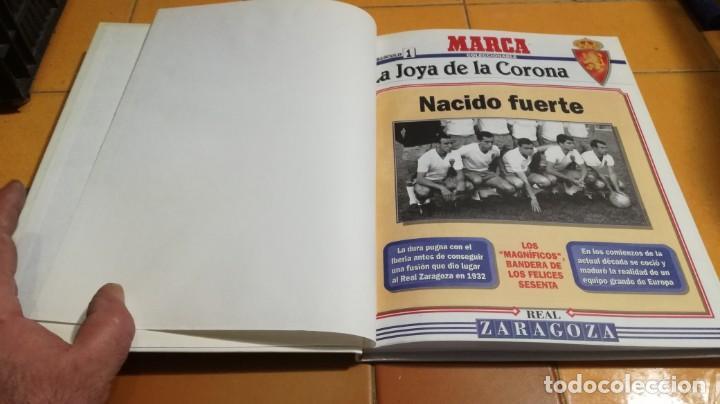 Coleccionismo deportivo: MARCA - REAL ZARAGOZA - LA JOYA DE LA CORONA - ARAGON FUTBOL B000 - Foto 4 - 215455496