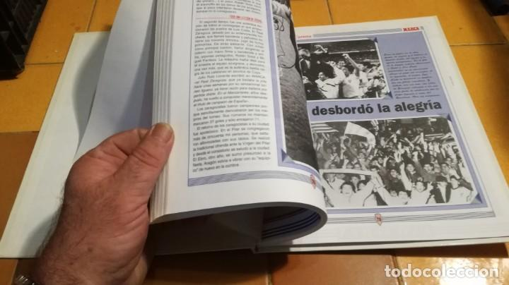 Coleccionismo deportivo: MARCA - REAL ZARAGOZA - LA JOYA DE LA CORONA - ARAGON FUTBOL B000 - Foto 5 - 215455496