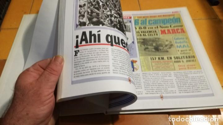 Coleccionismo deportivo: MARCA - REAL ZARAGOZA - LA JOYA DE LA CORONA - ARAGON FUTBOL B000 - Foto 6 - 215455496