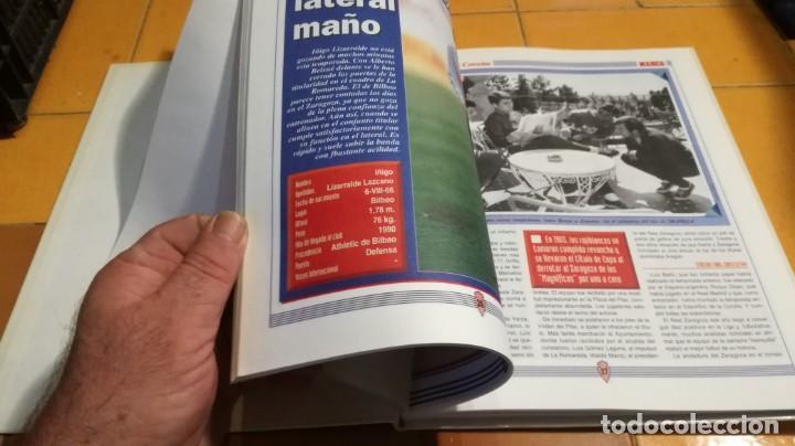 Coleccionismo deportivo: MARCA - REAL ZARAGOZA - LA JOYA DE LA CORONA - ARAGON FUTBOL B000 - Foto 8 - 215455496
